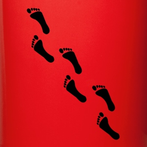 footprints, footprint Mugs & Drinkware - Full Color Mug