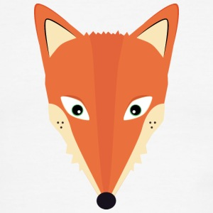 Cute Fox T-Shirts - Men's Ringer T-Shirt