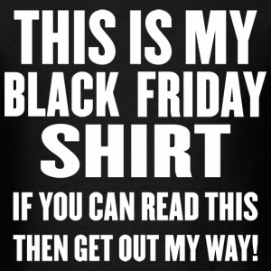Black Friday Shirt - Men's T-Shirt