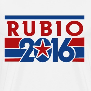 Marco Rubio 2016 republican - Men's Premium T-Shirt