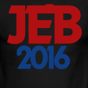 Jeb bush 2016 - Men's Ringer T-Shirt