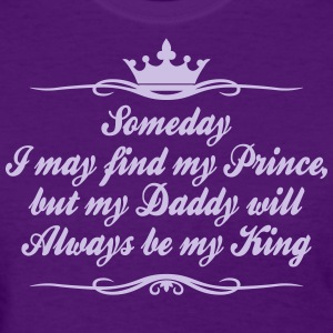 Daddy's girl - Women's T-Shirt