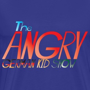 The Angry German Kid Show T-Shirt - Men's Premium T-Shirt