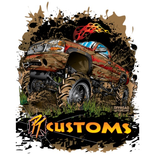 Mud Truck PT Customs