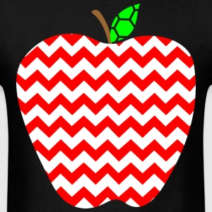 Teacher Apple - Men's T-Shirt