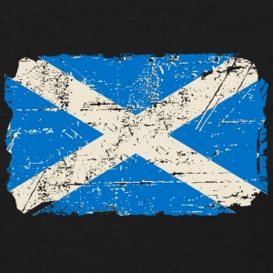 Scotland Flag - Vintage Look  Women's T-Shirts - Women's T-Shirt