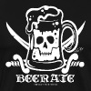 Beerate - white - Men's Premium T-Shirt