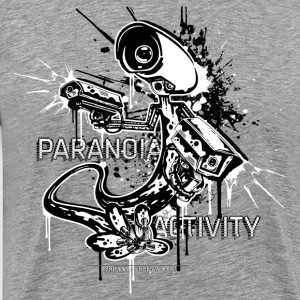 Paranoia Activity T-Shirts - Men's Premium T-Shirt