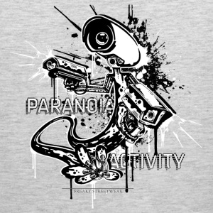 Paranoia Activity Tank Tops - Men's Premium Tank