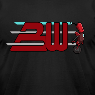 Design ~ Blitzwinger Woosh Men's T-Shirt
