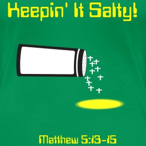 SALT AND LIGHT - Women's Premium T-Shirt