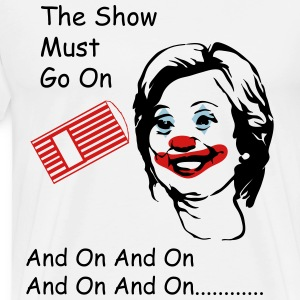 The show. - Men's Premium T-Shirt