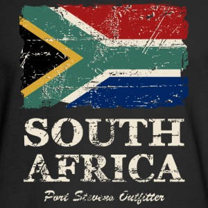 South Africa Flag - Vintage Look  Long Sleeve Shirts - Men's Long Sleeve T-Shirt