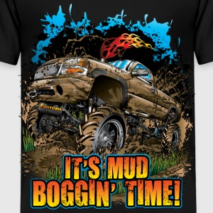 Mud Bogging Time Baby & Toddler Shirts - Toddler Premium T-Shirt