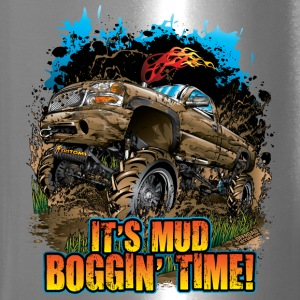 Mud Bogging Time Mugs & Drinkware - Travel Mug