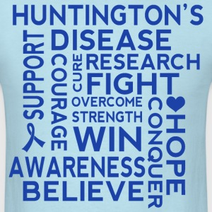 Huntingtons Disease Walk T-Shirts - Men's T-Shirt
