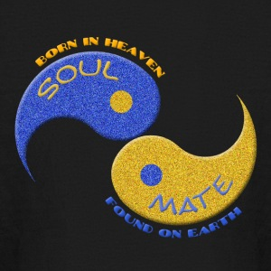 Soulmates.png Kids' Shirts - Kids' Long Sleeve T-Shirt