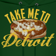 Design ~ Take Me To Detroit Coney