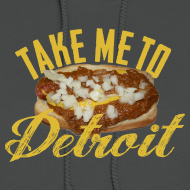 Design ~ Take Me To Detroit Coney