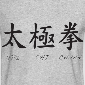tai chi chuan Long Sleeve Shirts - Men's Long Sleeve T-Shirt