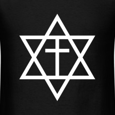Messianic Judaism Symbol T-Shirts