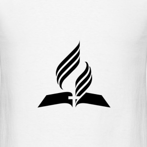 7th Day Adventist Symbol T-Shirts - Men's T-Shirt