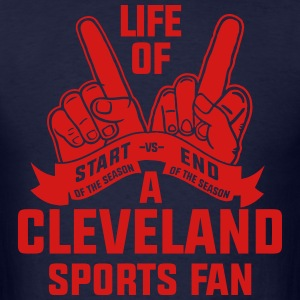 Cleveland Sports Fan T-Shirts - Men's T-Shirt