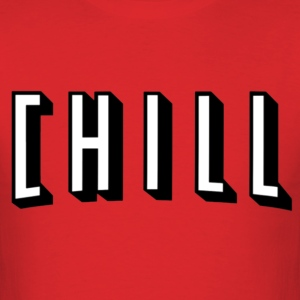 Netflix and Chill T-shirt - Men's T-Shirt