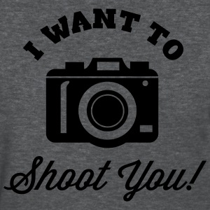 I want to shoot you - Women's T-Shirt