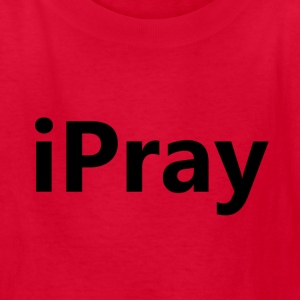 iPray Kids' Shirts - Kids' T-Shirt