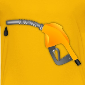 Gas Pump Nozzle - Kids' Premium T-Shirt