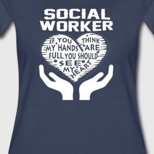 Social Worker - Women's Premium T-Shirt