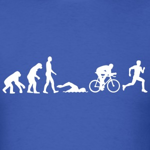 Evolution Triathlon T-Shirts - Men's T-Shirt