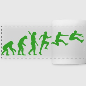 Evolution Long jump Accessories - Panoramic Mug