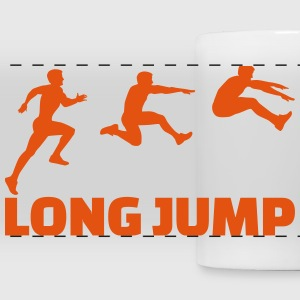 Long Jump Accessories - Panoramic Mug