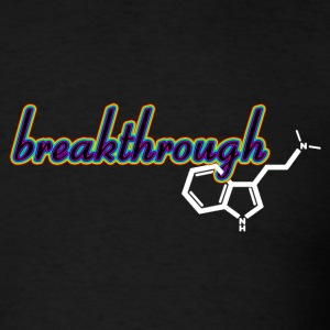 DMT Breakthrough T-Shirts - Men's T-Shirt