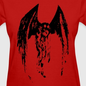 The Mothman Women's T-Shirts - Women's T-Shirt