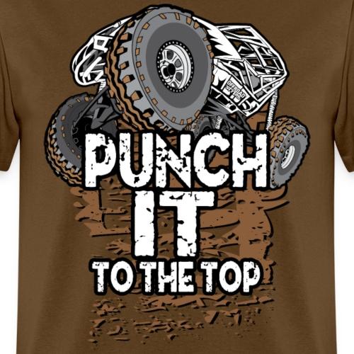Rock Bouncer Punch It