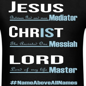 Jesus is Lord - Men's T-Shirt