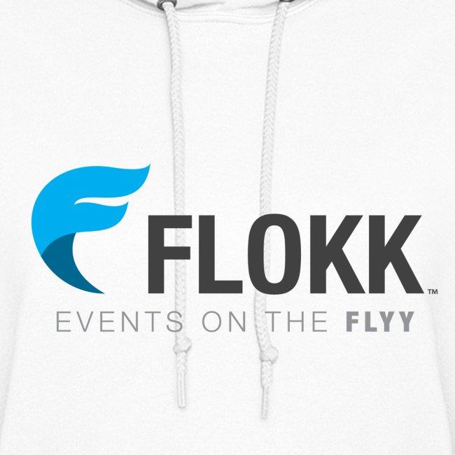 Ladies Flokk Logo Hoodie