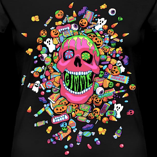 Gimme Candy Shirt - Woman's