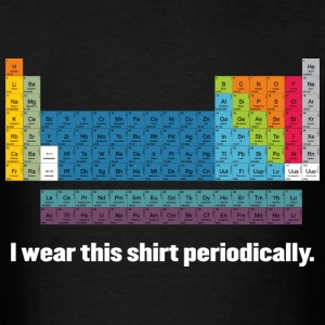 I Wear This Shirt Periodically. - Men's T-Shirt