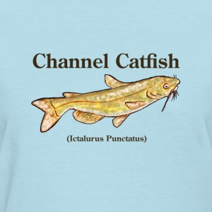 Channel Catfish Women's T-Shirt - Women's T-Shirt