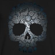Design ~ Floral Skull