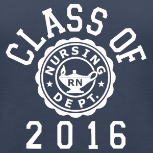 Class Of 2016 RN (Nursing Tanks - Women's Premium Tank Top