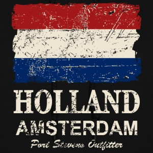 Holland Flag - Vintage Look  Hoodies - Women's Hoodie