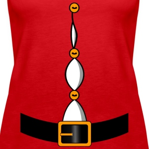 Santa Claus - Xmas Tanks - Women's Premium Tank Top