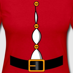 Santa Claus - Xmas Long Sleeve Shirts - Women's Long Sleeve Jersey T-Shirt