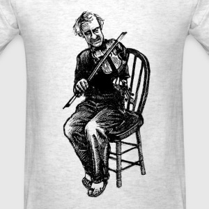 Violin Player T-Shirts - Men's T-Shirt