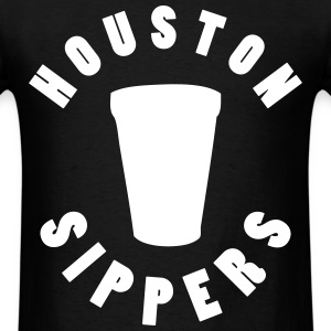 houston sippers T-Shirts - Men's T-Shirt